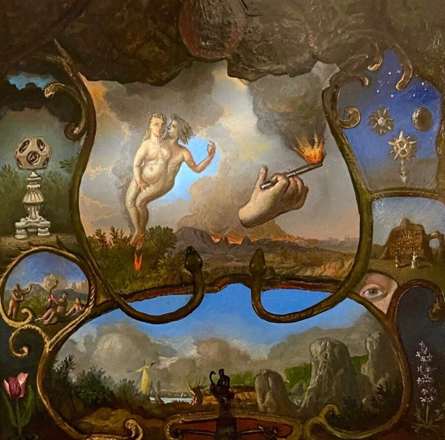 Alchemical Allegory