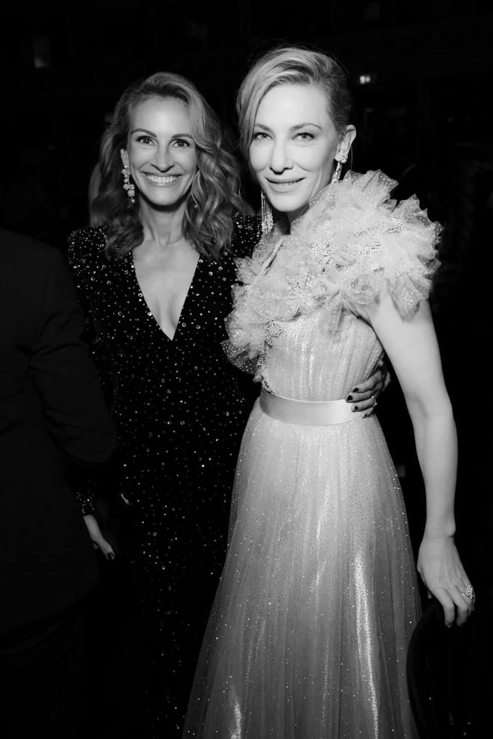 Julia Roberts & Cate Blanchett