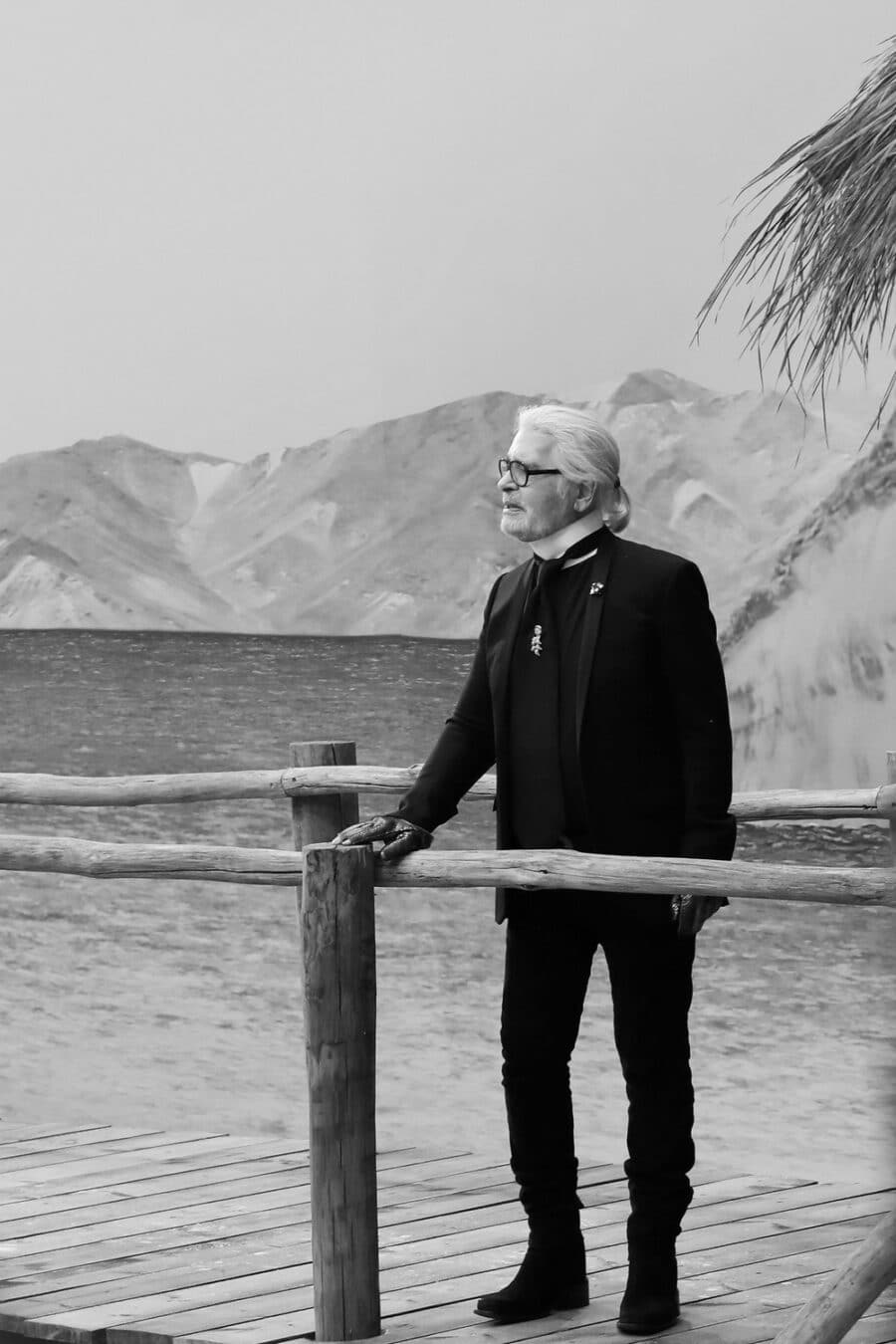 Karl Lagerfeld BW