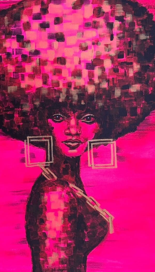 Neon Afro