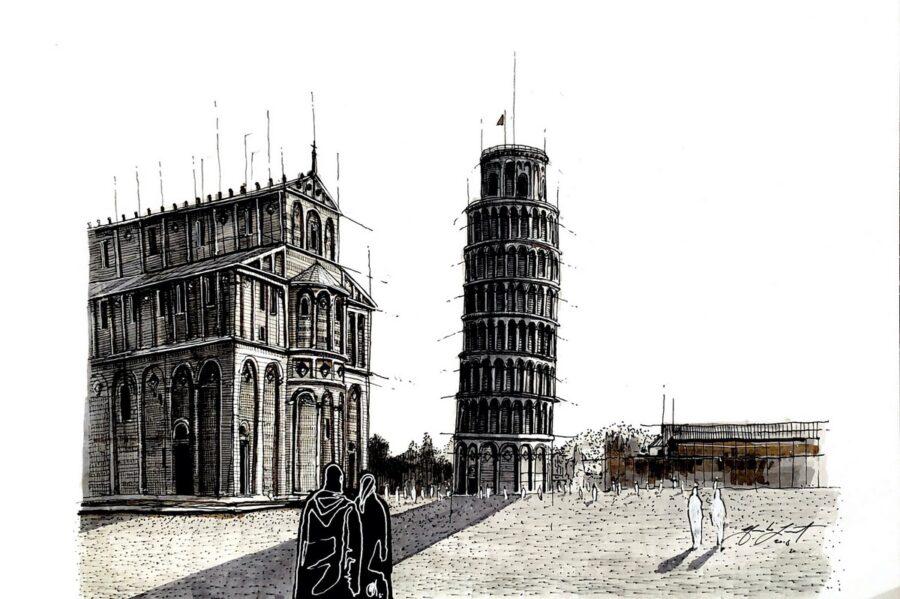 Pisa No 13