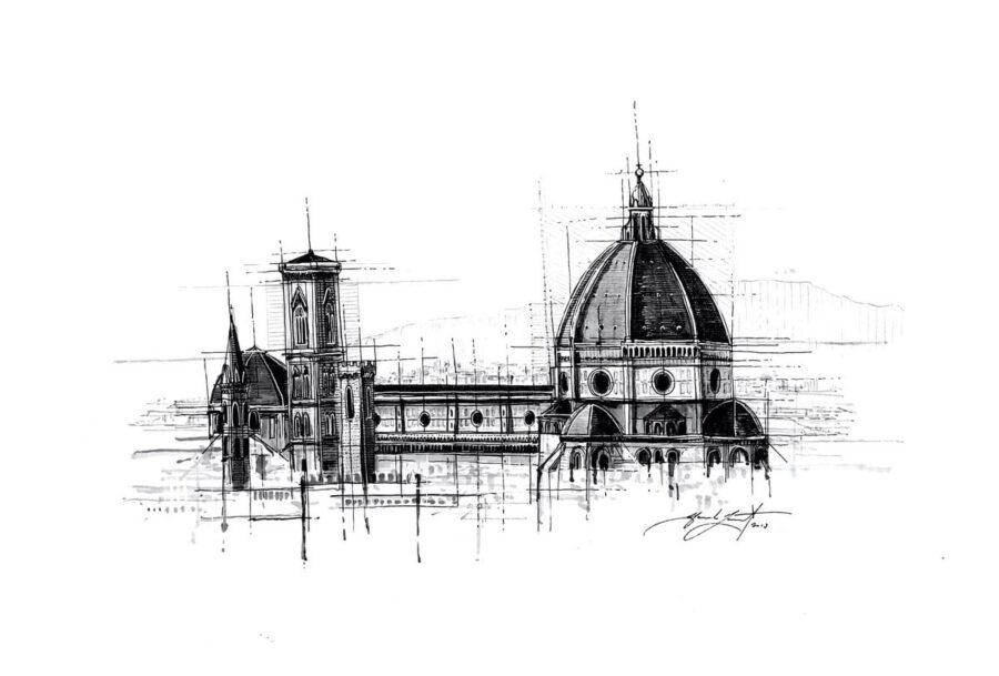S.Maria del Fiore Study
