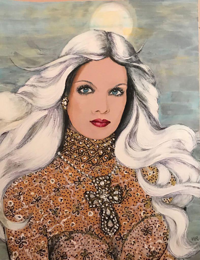 Snow Queen-print