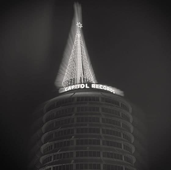 The Capital Records Building, 2009