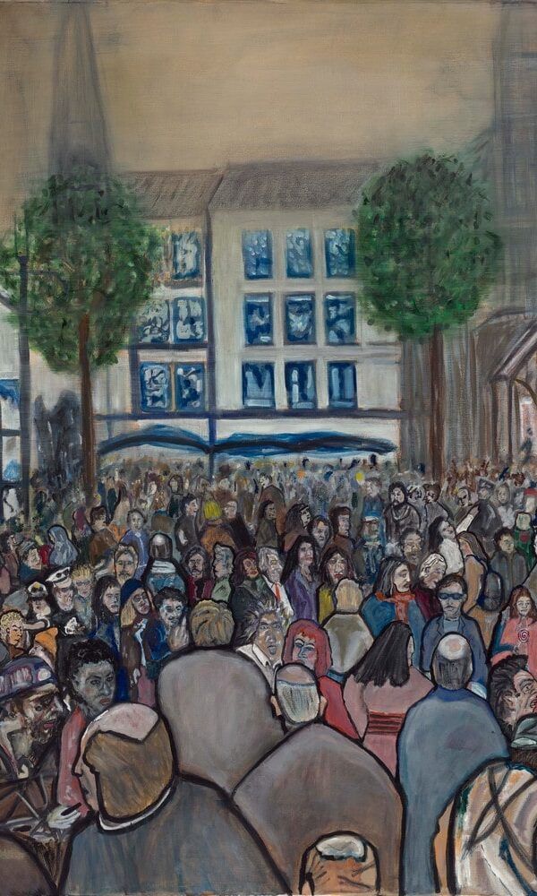 Covent Garden Mob