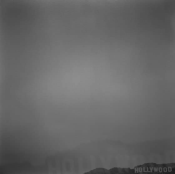 The Hollywood Sign, 2000