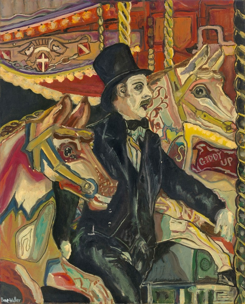The Master of the Carousel