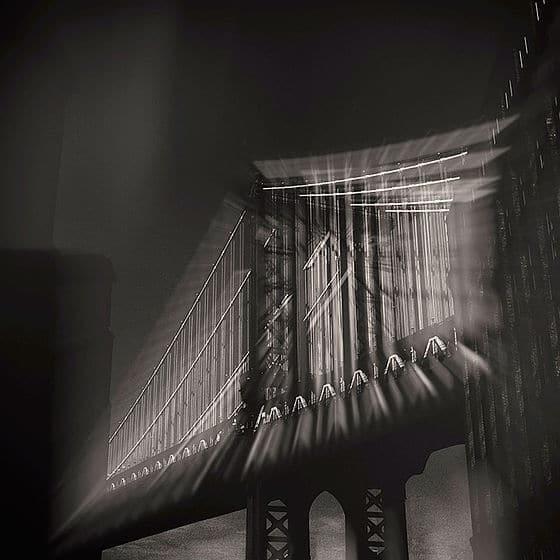 he Williamsburg Bridge 1997