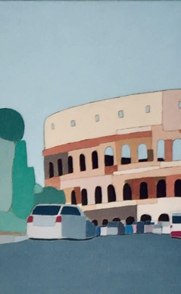 Viaje a Roma