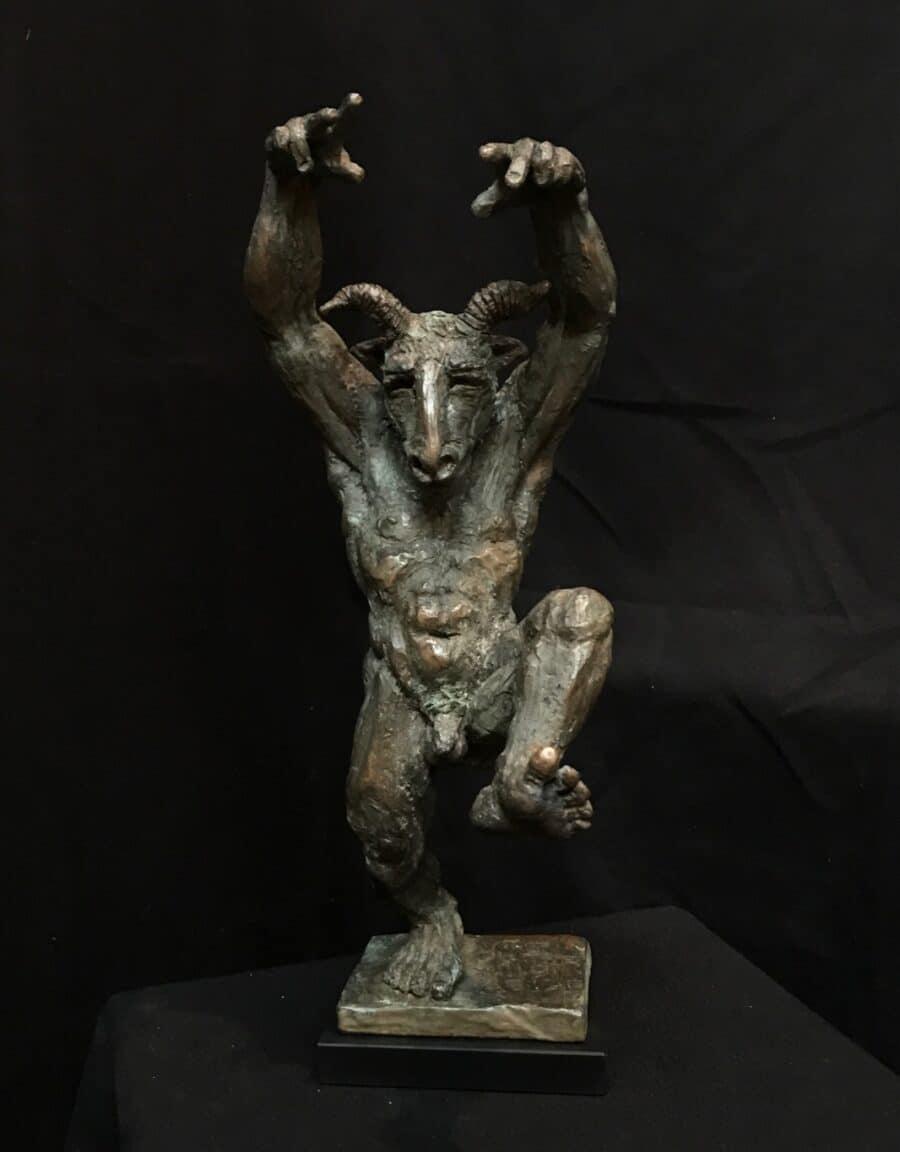 Wild Thing Bronze