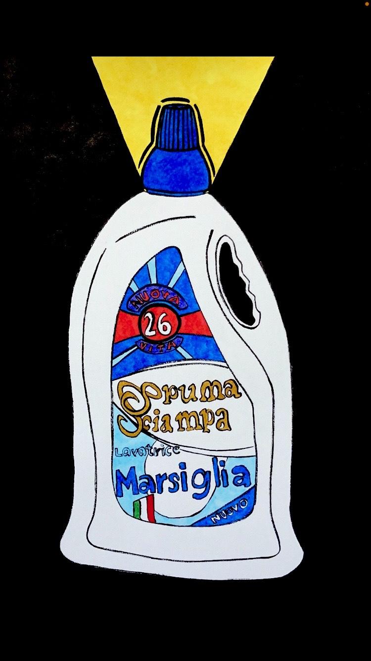 Spuma Sciampa